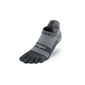 Run Lightweight No-Show NüWool – Granite