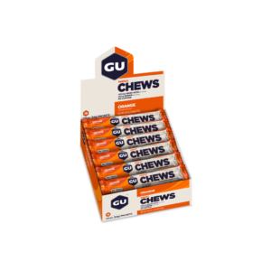 GU Chews box of 18