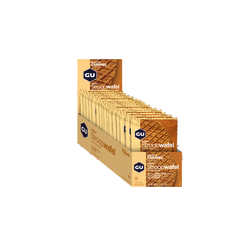 GU Stroopwafel box of 16